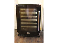 Christmas Special. Falcon Deluxe Wine Cooler (New) Colour Black