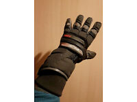 Knox TechStyle waterproof motorcycle gloves