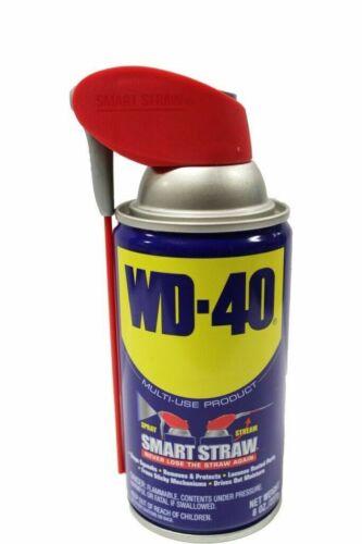 WD-40 Multi-Use With Smart Straw Sprays 2 Ways, 8 OZ