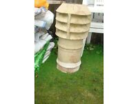 VICTORIAN CHIMNEY POT IN GOOD CONDITION