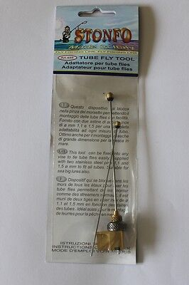 Stonfo Tube Fly Tying Attachment
