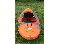 Kayak for sale - Pyranha Burn (Large)