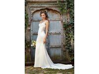 Unused wedding dress for sale