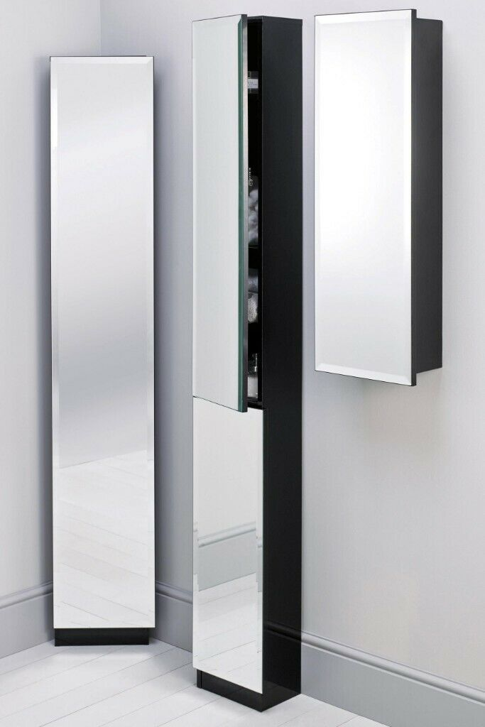 size 40 c1a1d d120f FREE - Corner, Mirrored bathroom cabinet | in Didcot ...