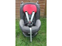 Maxi-Cosi Tobi Car Seat Black/Red (9-18kg)