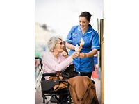 Live in Care Worker/Assistant *£550 to £825 per week, £300 Cash* Start ASAP