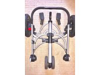 Quinny Buzz Frame (including tyres & car seat adapters)