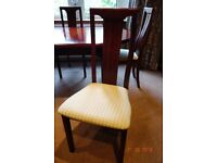 Skovby Palis Dining Table and Chairs