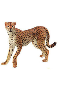 Papo-CHEETAH-Wild-Animal-Toy-Figure-Pretend-Play-Jungle-NEW-50020