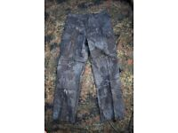 Pair of Kryptec Typhon Camo Trousers Brand New Size Large