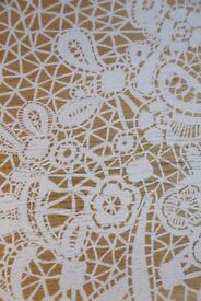 Paul Croft Tables / Lace