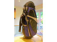Golf Club Bag in excellent condition