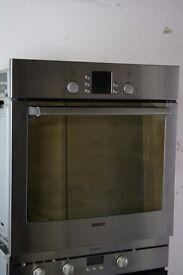 Bosch Built-In Single Oven.Digital Display.Excellent Condition.12 Month Warranty.