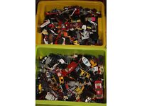 For Sale-Large Quantity of Die-cast cars,-680-playworn. Ideal for car booters.
