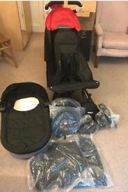 Brand New Micralite stroller with Extras!!!