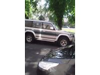 Pajero 7 seater for sale