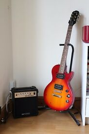 Epiphone Les Paul Electric Guiltar Special edition.