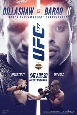 """UFC 207 ROUSEY VS NUNES PROMO POSTER COUNTER CARD Picture 8 1//2/"""" X 11/"""""""