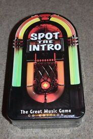 Spot The Intro - The great music Game (CD edition)