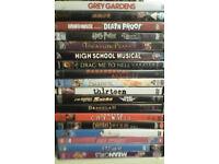 12 dvd boxsets & 21 dvds bundle Lion king etc (region 1)