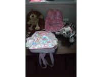 Girl's bags
