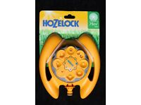Hozelock 8 Spray pattern Garden Sprinkler. Coverage 79m2