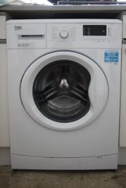 Beko Washing Machine - £85 - MINT CONDITION - Just over a year old (BEKO WM84145W)