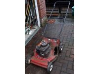 Briggs & Stratton Yard King petrol lawnmower