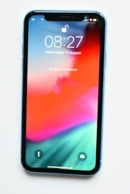 Used iPhone XR 128GB Unlocked - Pristine Condition