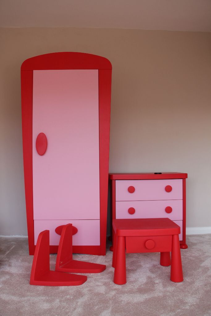 Mammut ikea girls bedroom furniture set excellent condition in mirfield west yorkshire - Ikea girls bedroom sets ...