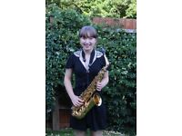 Saxophone/piano/clarinet/flute lessons- online or in person!