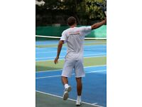 Cheap tennis lessons in Fulham - special offer for August!