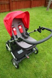 Mamas and Papas Pushchair/Pram with carrycot and more