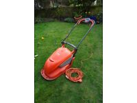 Flymo compact 300 lawn mower