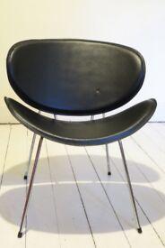 Very stylish Danish armchair