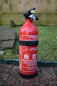 1Kg Powder ANAF FIRE Extinguisher