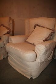 Free: sofa and two armchairs - good condition