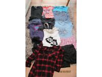 Ladies/Girls Clothes Bundle. 15 items. Size 10-12. All great condition. £13.50. Collect from Torquay