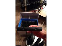 Sony ps vr playstation 4 ps4 boxed with camera and 3 months warranty