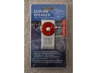 Clip-on Speaker (3.5mm)