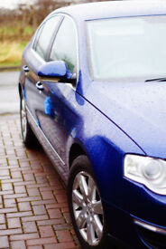 VW Passat 2.0 FSI (SE) 2006 (MOT Till End Nov.2018) Petrol, Manual (Blue)