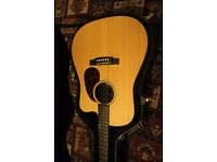 Martin Acoustic Guitar Great Condition *Reduced*