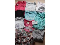 Bundle of age 9-10 clothes for girl - 10 items