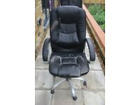 Office Chairs - Choice of Three - Ideal for spares or recovering