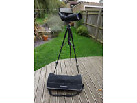 Bresser Telescope (with carry bag and stand)