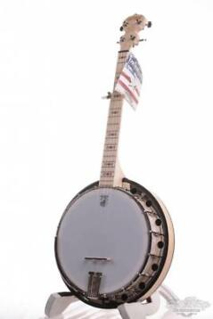 Deering Goodtime Two Parlor Banjo 5-String With Resonator