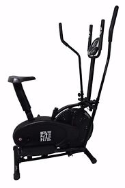 Olympic ES-925D Elliptical Cross Trainer Bike Black - LOCAL FREE DELIVERY