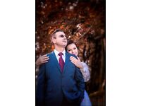 WEDDING PHOTOGRAPHER - TWO FULL DAYS PACKAGE FROM £400