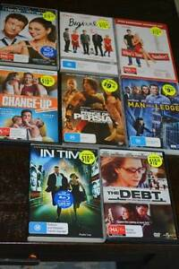 8 DVDs for $10 Crawley Nedlands Area Preview