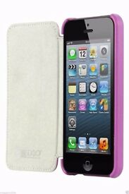 New Tech21 Impactology D30 Impact Snap Case with Cover iPhone 5 and 5S